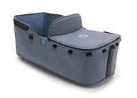 Bugaboo Lynx bassinet fabric complete BLUE MELANGE