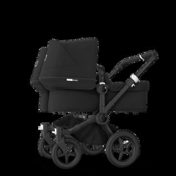 Bugaboo Donkey 3 Twin kinderwagen met wieg en stoel