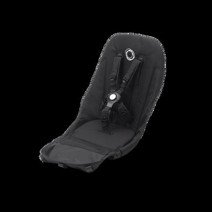 Bugaboo Donkey 3 seat fabric | BLACK