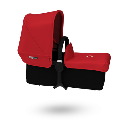 Bugaboo Donkey tailored fabric set RED
