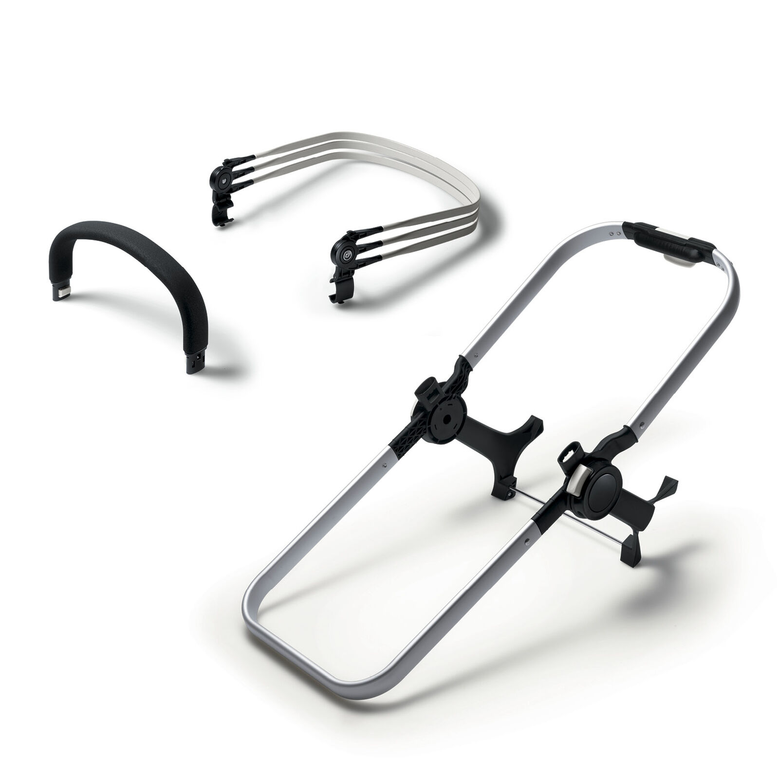 Bugaboo Donkey2 duo extension set base+ ALU