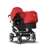 Bugaboo Donkey 3 Duo bassinet and seat stroller