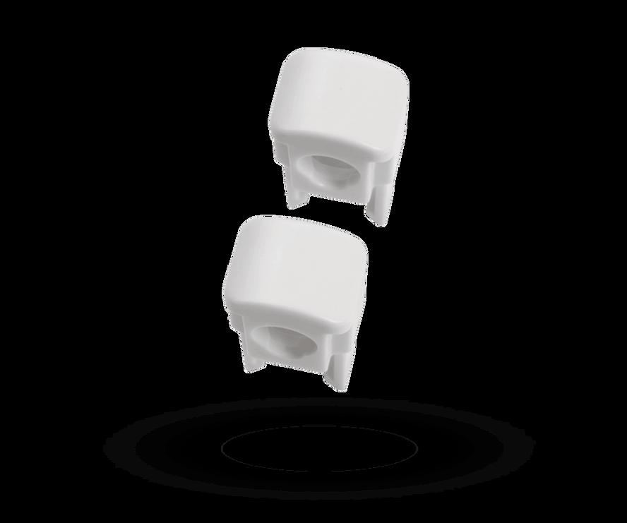 Bugaboo Cameleon 3 kit de rechange des boutons de déverrouillage des roues arrière