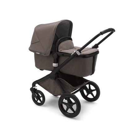 PP Bugaboo Fox2 Mineral complete BLACK/TAUPE