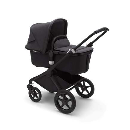 US - Bugaboo Fox2 mineral complete BLACK/WASHED BLACK
