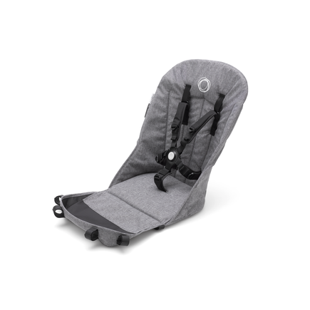 Bugaboo Cameleon3plus seat fabric GREY MELANGE