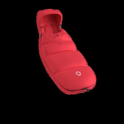Bugaboo High Performance Footmuff+ NEON RED