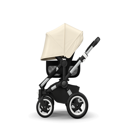 Bugaboo Donkey sun canopy OFF WHITE (ext)