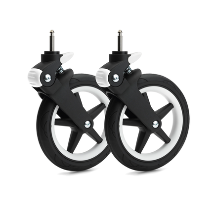 Bugaboo Fox wheel caps WHITE