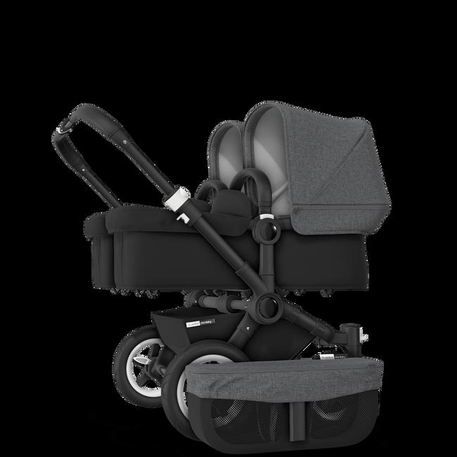ASIA - D2T stroller bundleASIA Black/Grey