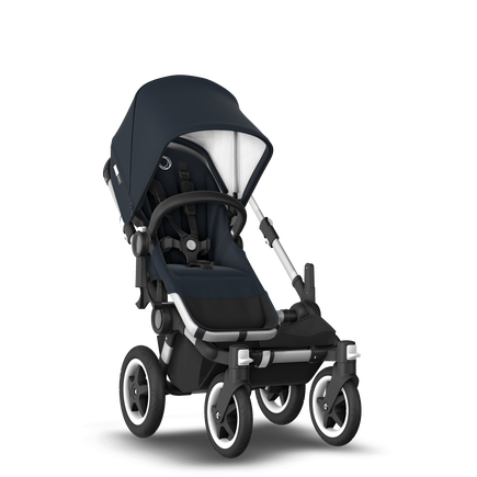 Bugaboo Donkey2 Classic bassinet fabric complete DARK NAVY