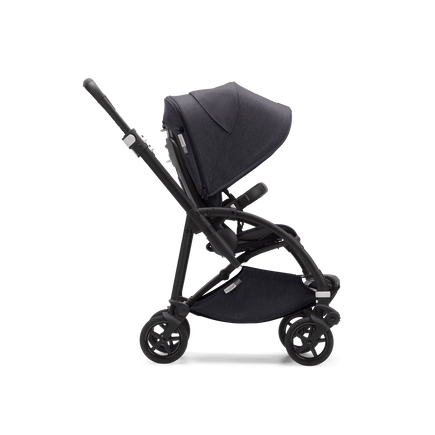 Bugaboo Bee6 Mineral complete ASIA BLACK/WASHED BLACK-WASHED