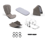 Bugaboo Bee5 Mineral style set complete TAUPE