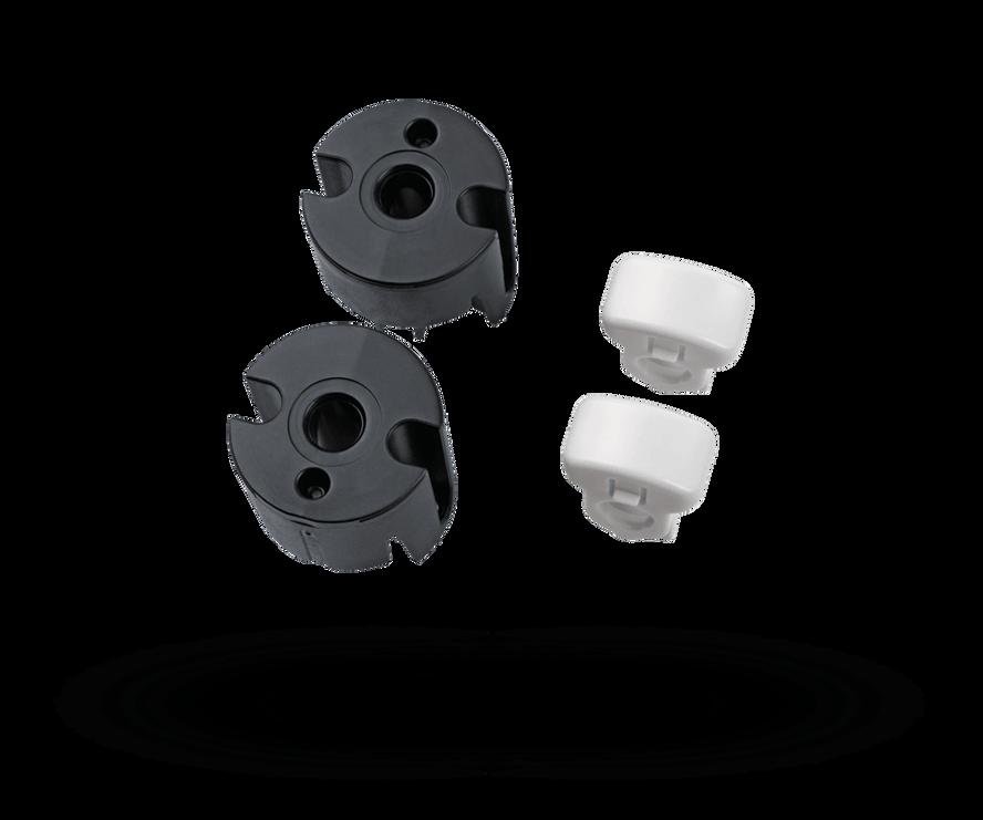 Bugaboo Cameleon 3 kit de rechange des boutons de verrouillage des roues pivotantes