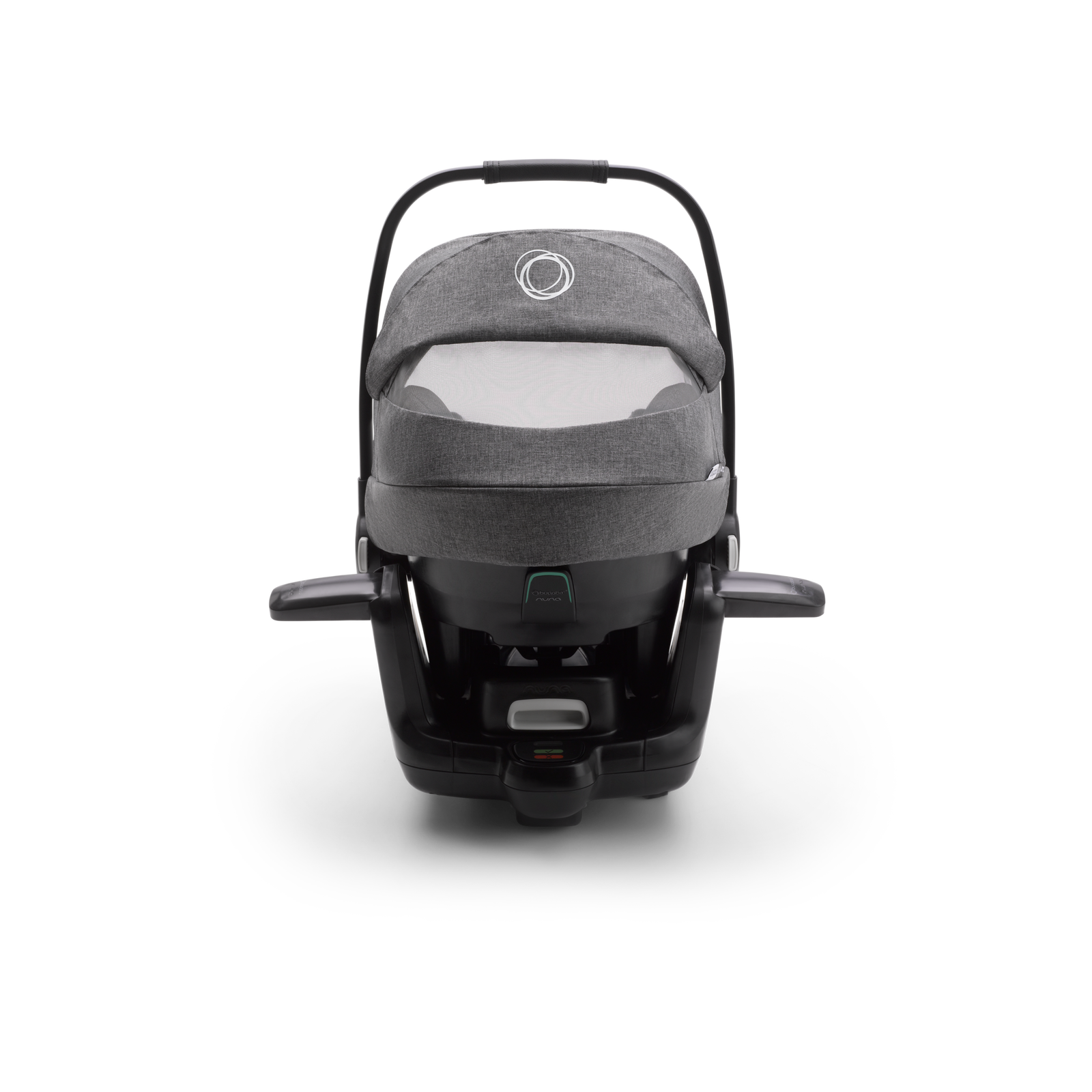 Bugaboo Turtle Air by Nuna Isofix basis met vleugels