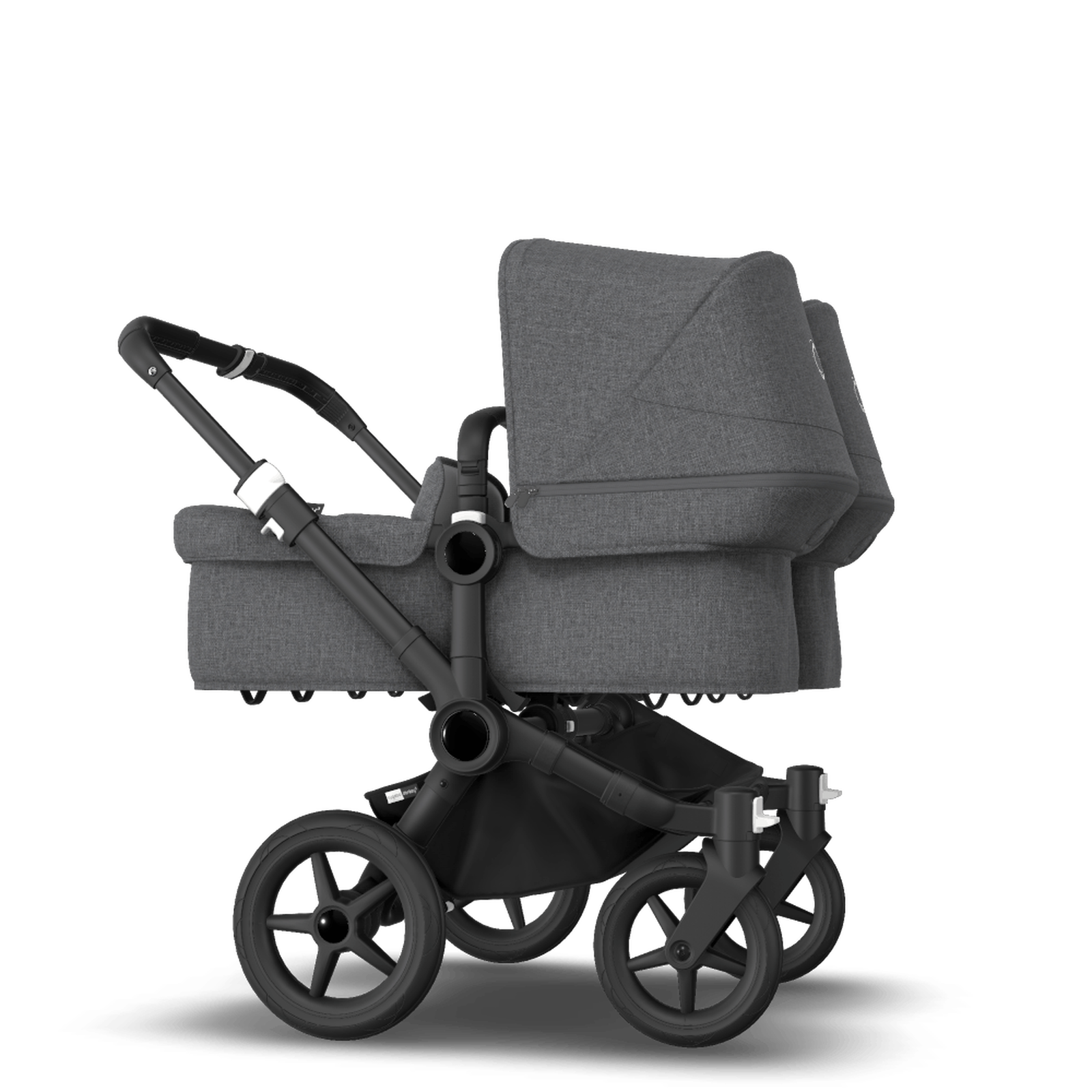 Bugaboo Donkey 3 Twin seat and carrycot pushchair