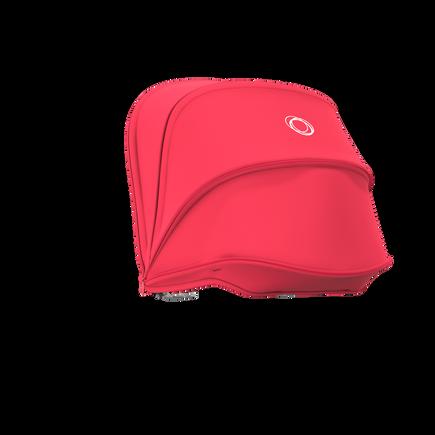 Bugaboo Bee5 sun canopy NEON RED