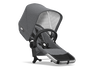 Bugaboo Donkey2 Classic duo ext compl ALU/GREY MELANGE