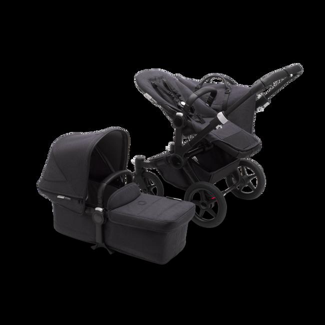 Bugaboo Donkey 3 Duo seat and bassinet pram