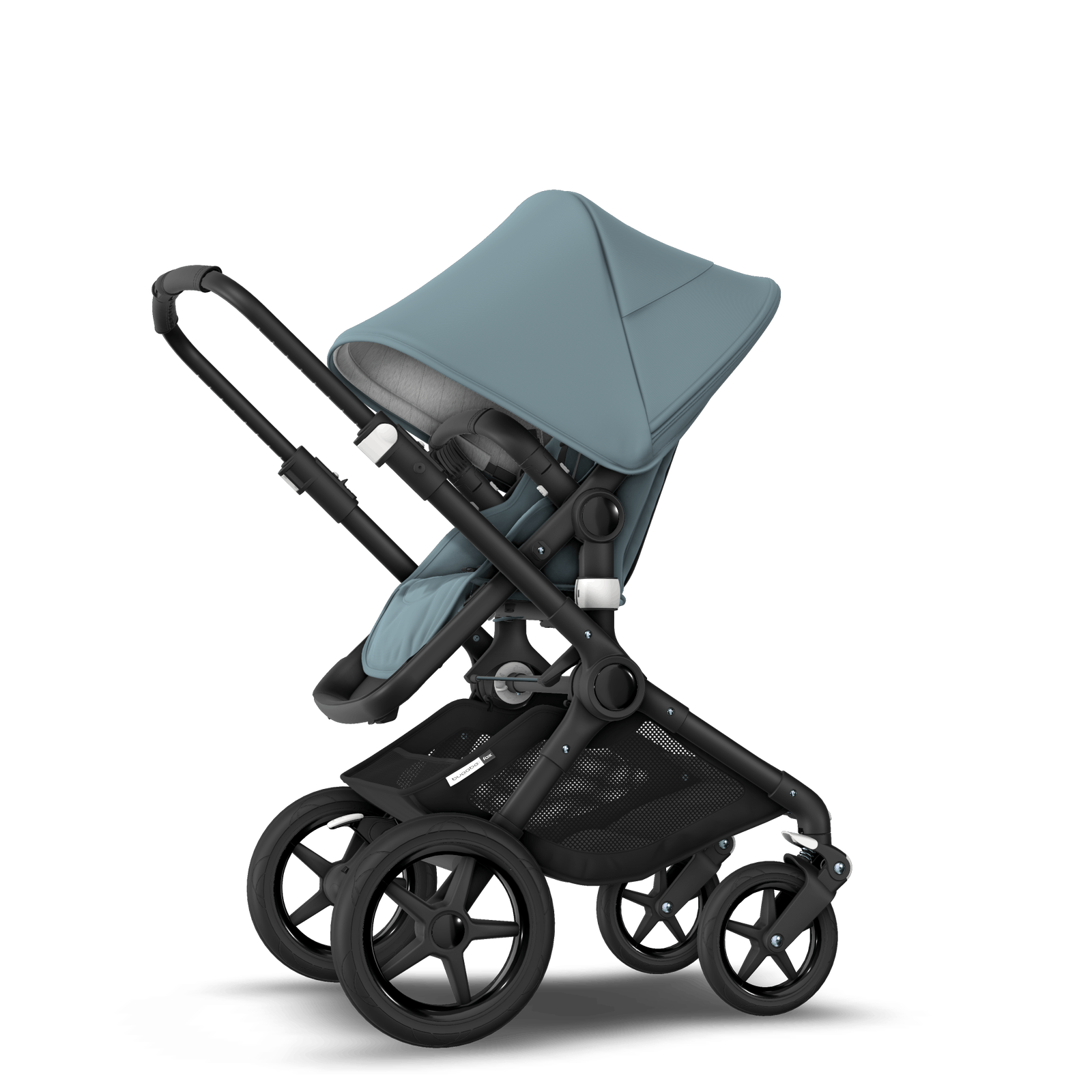 Bugaboo Fox seat and bassinet pram