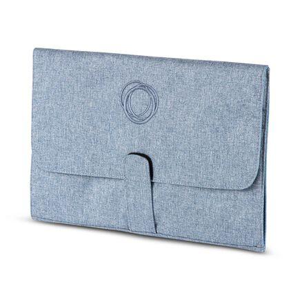 Bugaboo bag bb04 changing mat BLUE MELANGE