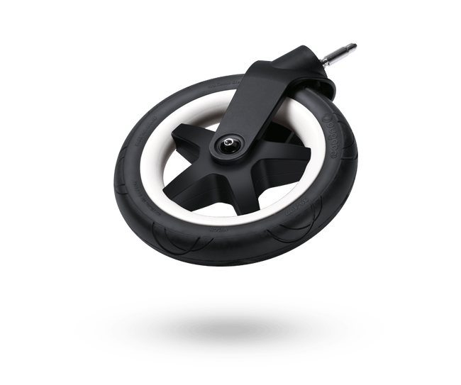 Bugaboo Donkey 2 front wheel (foam) with front wheel fork