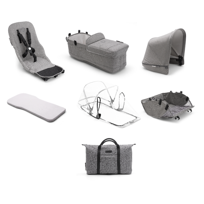 Bugaboo Donkey2 Mineral style set complete AU