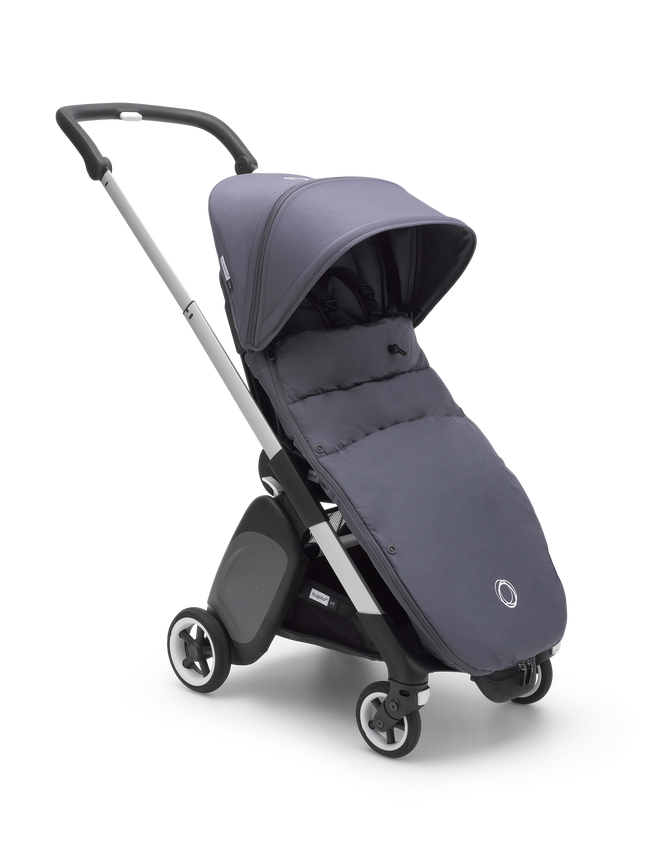 Bugaboo Ant footmuff STEEL BLUE