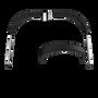Bugaboo Donkey faux leather upgrade set (3pcs)