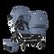 Bugaboo Donkey 2 Duo Seat and bassinet pram