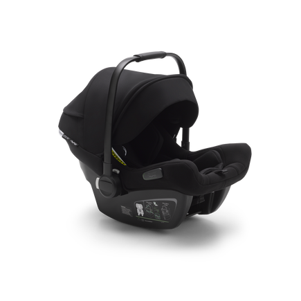 Bugaboo Turtle air by Nuna car seat BLACK