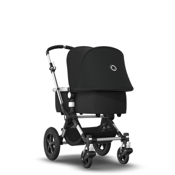 BUGABOO CAMELEON 3 carry handle COVER ONLY BLACK PREMIUM LUXURY NEW
