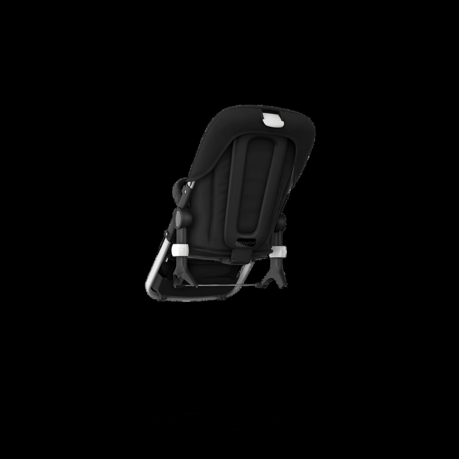 Bugaboo Fox seat fabric set Black