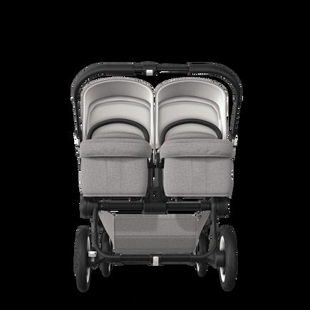US - D2T stroller bundle black, mineral light grey