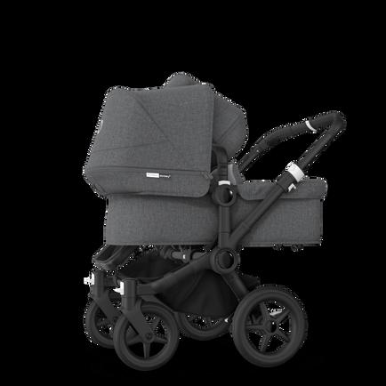 Bugaboo Donkey 3 Duo barnvagn med liggdel och sittdel