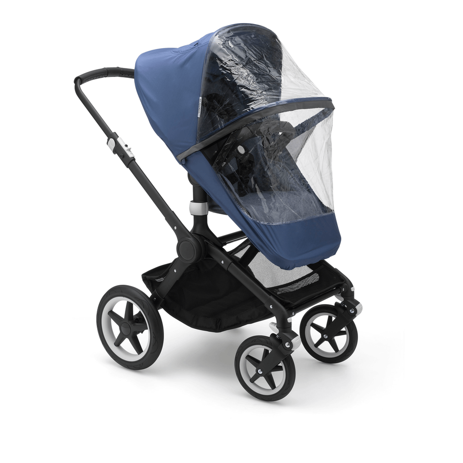 Bugaboo Fox/Cameleon high performance raincover SKY BLUE