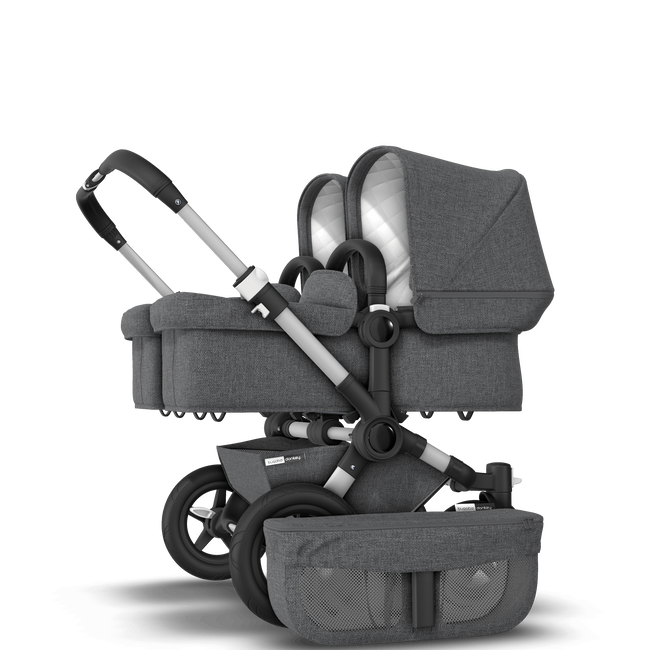 Bugaboo Donkey 2 Twin Seat and bassinet stroller