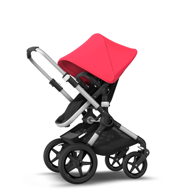 Bugaboo Fox bassinet and seat stroller