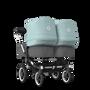 Carrito Bugaboo Donkey 3 Gemelar con silla y capazo