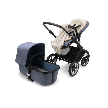 Bugaboo Wool Seat Liner OFF WHITE