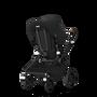 EU - Bugaboo Fox stroller bundle black cognac grips