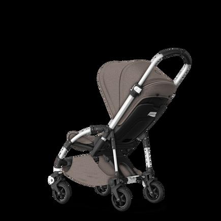 US - B5 stroller bundle aluminum, mineral taupe