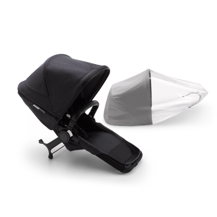 Bugaboo Donkey 3 Mineral duo ext complete | BLACK/WASHED BLACK