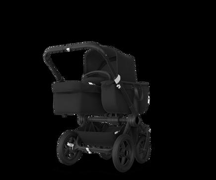 US - Bugaboo D3M stroller bundle black black black