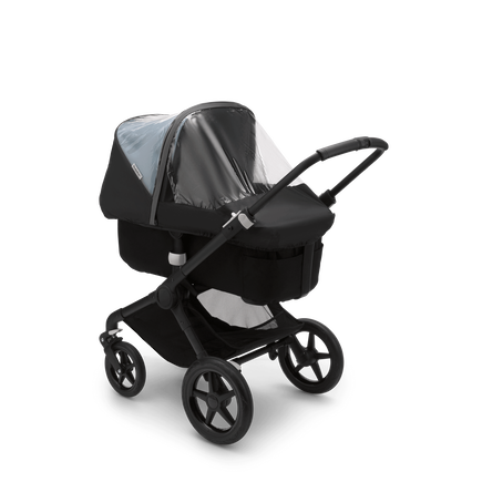 Bugaboo Fox/Cameleon high performance raincover BLACK