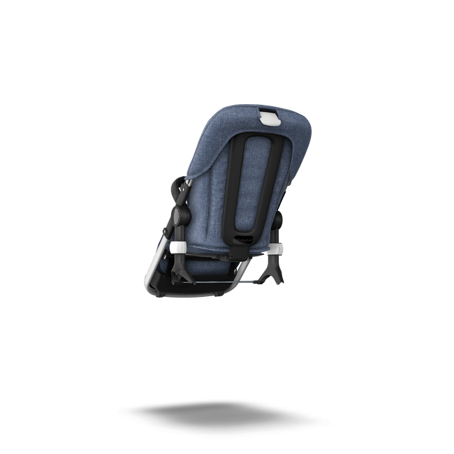 Bugaboo Fox seat fabric Blue Melange