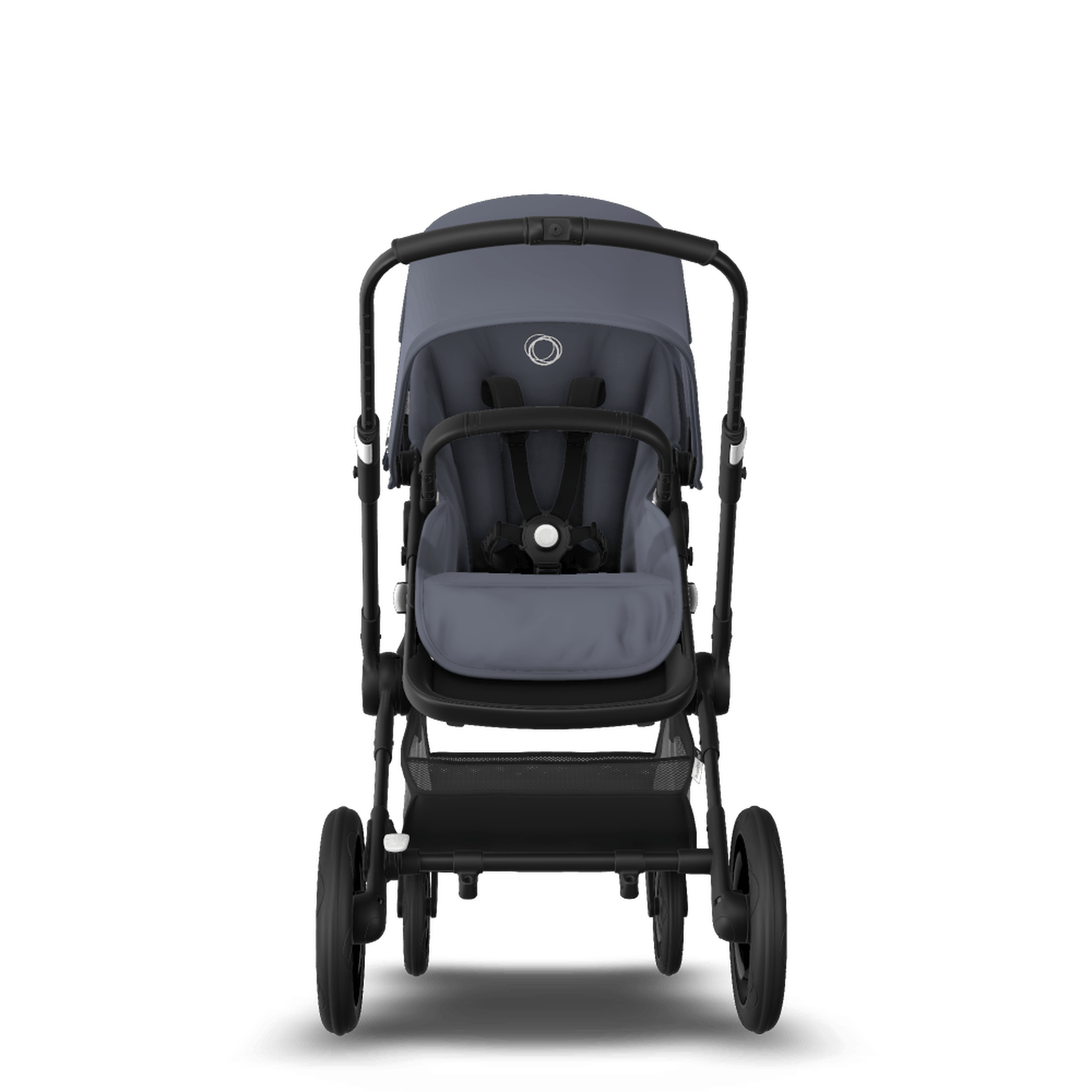 Bugaboo Fox 2 seat and carrycot pushchair