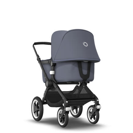 AU - Bugaboo Fox stroller bundle black steel blue