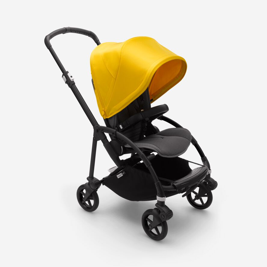 Bugaboo Bee 6 barnvagn med sittdel