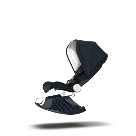 Bugaboo Bee5 Classic style set complete US DARK NAVY